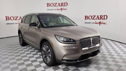 2020 Lincoln Corsair for sale at BOZARD FORD Lincoln in Saint Augustine FL