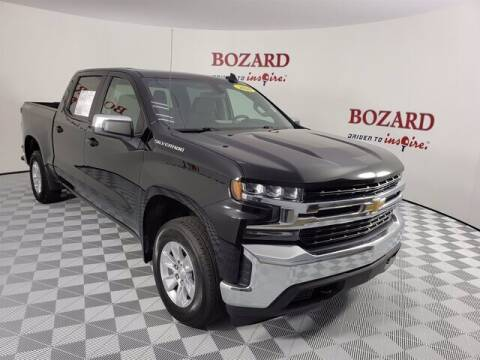 2020 Chevrolet Silverado 1500 for sale at BOZARD FORD Lincoln in Saint Augustine FL