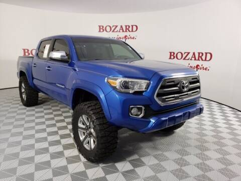 2017 Toyota Tacoma for sale at BOZARD FORD Lincoln in Saint Augustine FL