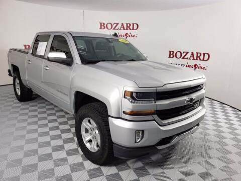 2018 Chevrolet Silverado 1500 for sale at BOZARD FORD Lincoln in Saint Augustine FL