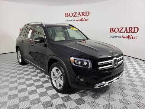 2020 Mercedes-Benz GLB for sale at BOZARD FORD Lincoln in Saint Augustine FL