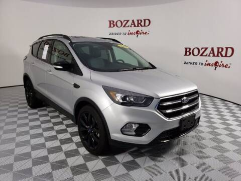 2017 Ford Escape for sale at BOZARD FORD Lincoln in Saint Augustine FL