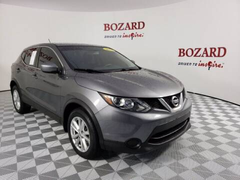 2017 Nissan Rogue Sport for sale at BOZARD FORD Lincoln in Saint Augustine FL