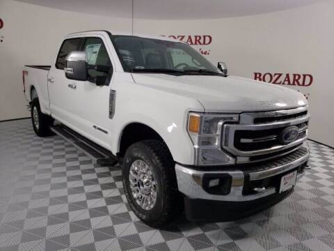 2020 Ford F-350 Super Duty for sale at BOZARD FORD Lincoln in Saint Augustine FL