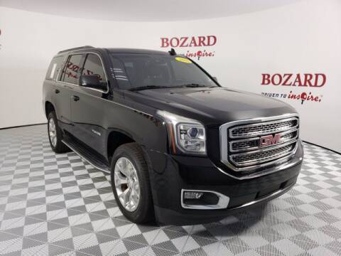2016 GMC Yukon for sale at BOZARD FORD Lincoln in Saint Augustine FL