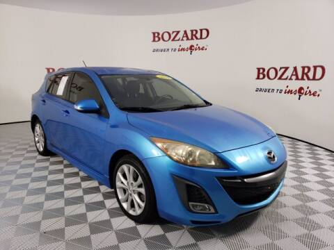 2010 Mazda MAZDA3 for sale at BOZARD FORD Lincoln in Saint Augustine FL