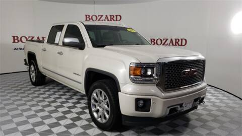 2015 GMC Sierra 1500 for sale at BOZARD FORD Lincoln in Saint Augustine FL