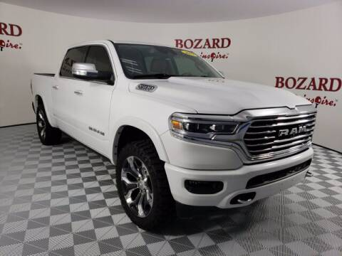 2019 RAM Ram Pickup 1500 for sale at BOZARD FORD Lincoln in Saint Augustine FL