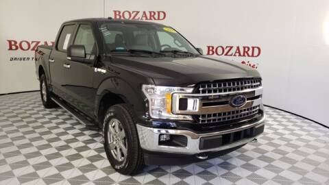 2018 Ford F-150 for sale at BOZARD FORD Lincoln in Saint Augustine FL