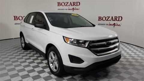 2016 Ford Edge for sale at BOZARD FORD Lincoln in Saint Augustine FL