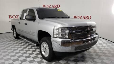 2013 Chevrolet Silverado 1500 for sale at BOZARD FORD Lincoln in Saint Augustine FL