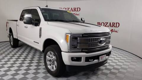 2019 Ford F-250 Super Duty for sale at BOZARD FORD Lincoln in Saint Augustine FL