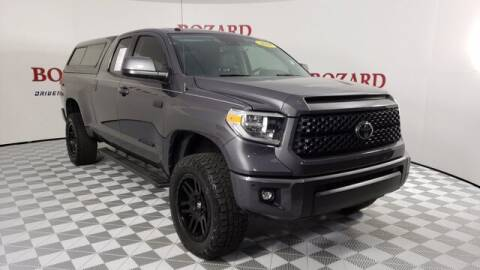 2018 Toyota Tundra for sale at BOZARD FORD Lincoln in Saint Augustine FL