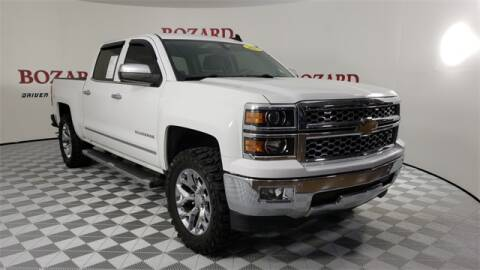 2015 Chevrolet Silverado 1500 for sale at BOZARD FORD Lincoln in Saint Augustine FL