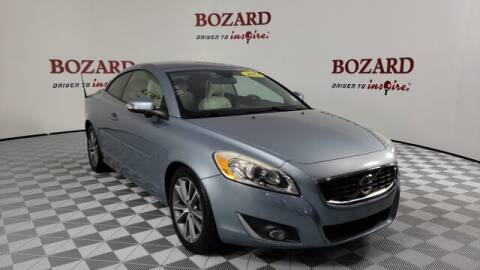 2013 Volvo C70 for sale at BOZARD FORD Lincoln in Saint Augustine FL