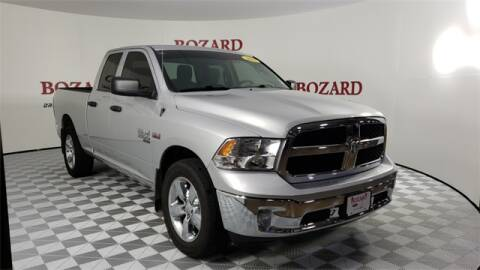 2019 RAM Ram Pickup 1500 Classic for sale at BOZARD FORD Lincoln in Saint Augustine FL
