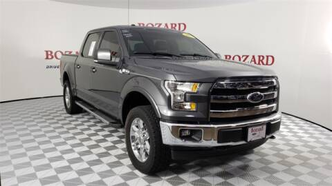 2017 Ford F-150 for sale at BOZARD FORD Lincoln in Saint Augustine FL