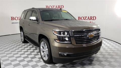 2016 Chevrolet Tahoe for sale at BOZARD FORD Lincoln in Saint Augustine FL