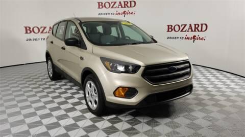 2018 Ford Escape for sale at BOZARD FORD Lincoln in Saint Augustine FL