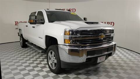 2018 Chevrolet Silverado 2500HD for sale at BOZARD FORD Lincoln in Saint Augustine FL