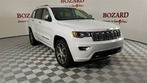 2019 Jeep Grand Cherokee for sale at BOZARD FORD Lincoln in Saint Augustine FL