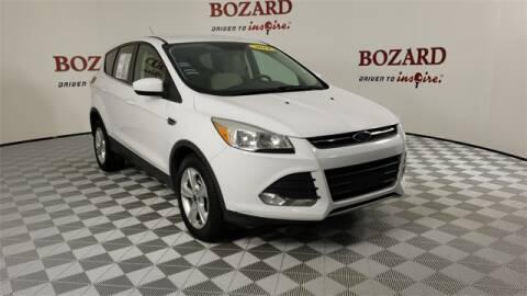2014 Ford Escape for sale at BOZARD FORD Lincoln in Saint Augustine FL