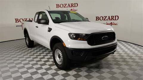 2019 Ford Ranger for sale at BOZARD FORD Lincoln in Saint Augustine FL
