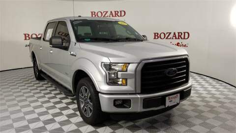 2015 Ford F-150 for sale at BOZARD FORD Lincoln in Saint Augustine FL