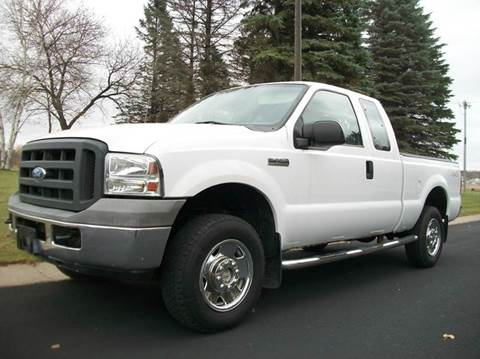 2005 Ford F-250 Super Duty for sale at Zimmerman Truck in Zimmerman MN