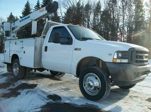 2004 Ford F-450 for sale in Zimmerman, MN