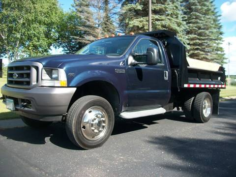 2003 Ford F-450 for sale in Zimmerman, MN