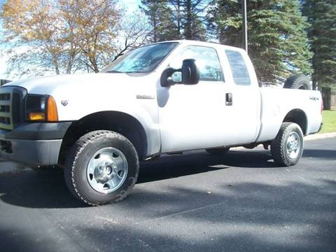 2007 Ford F-250 for sale in Zimmerman, MN