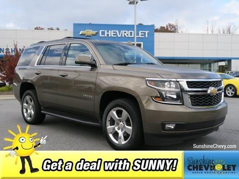 2015 Chevrolet Tahoe for sale in Fletcher, NC