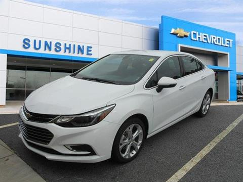2017 Chevrolet Cruze for sale in Fletcher, NC