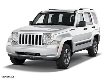 2008 Jeep Liberty for sale in Fletcher, NC