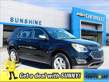 2017 Chevrolet Equinox for sale in Fletcher, NC