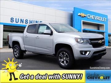 2017 Chevrolet Colorado for sale in Fletcher, NC