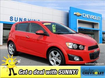 2015 Chevrolet Sonic for sale in Fletcher, NC