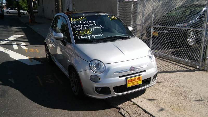 Fiat Sport Dr Hatchback In Garfield NJ BALADI AUTO CTR - Fiat nj