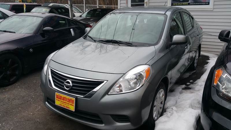 2013 nissan versa 1 6 sv 4dr sedan in garfield nj baladi auto ctr. Black Bedroom Furniture Sets. Home Design Ideas