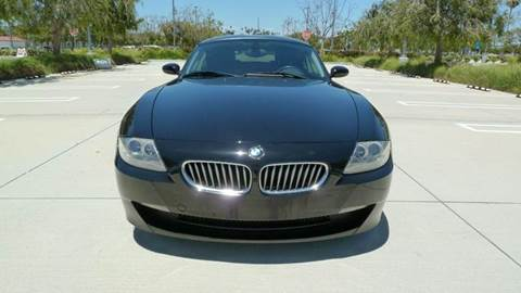 2007 BMW Z4 for sale at International Motors in San Pedro CA