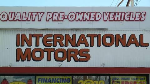 2007 Audi A3 for sale at International Motors in San Pedro CA