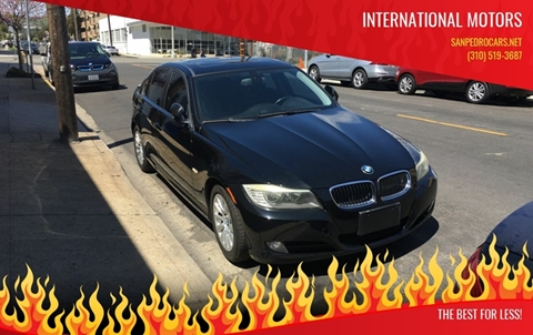2009 BMW 3 Series for sale at International Motors in San Pedro CA