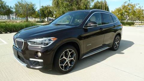 2016 BMW X1 for sale at International Motors in San Pedro CA