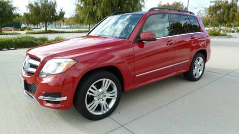 2015 Mercedes-Benz GLK for sale at International Motors in San Pedro CA