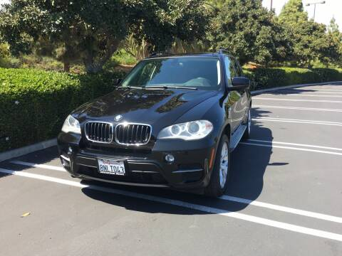 2012 BMW X5 for sale at International Motors in San Pedro CA