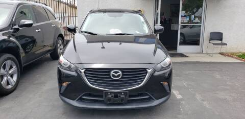 2016 Mazda CX-3 for sale at International Motors in San Pedro CA