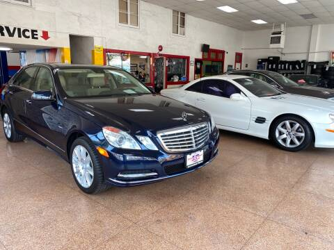 2012 Mercedes-Benz E-Class for sale at International Motors in San Pedro CA