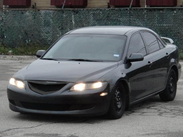 2003 Mazda MAZDA6 for sale at ELITE CARS OHIO LLC in Solon OH
