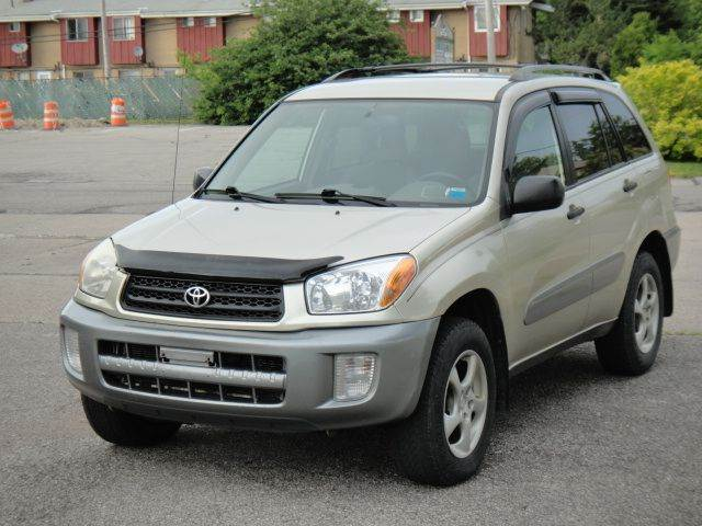 2002 Toyota RAV4 For Sale At ELITE AUTOMOTIVE In Euclid OH